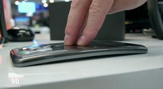 LG G Flex. test.mobileimho.ru